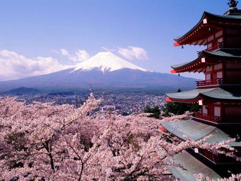 Japan - Mount Fuji