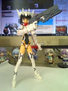 Busou Shinki Strarf Mk.2 Lavina